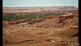 preview picture of video 'Marocco: Gorges du Dades - Fes'