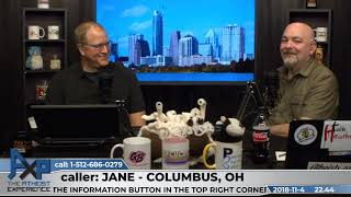 Pantheism & Criticism of Christianity | Jane - Columbus, OH | Atheist Experience 22.44