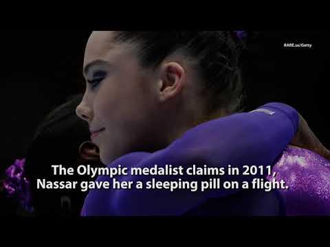 Olympic Gold Medal Gymnast