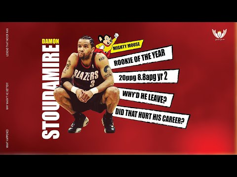 Mighty Mouse DAMON STOUDAMIRE What Stunted His Growth?