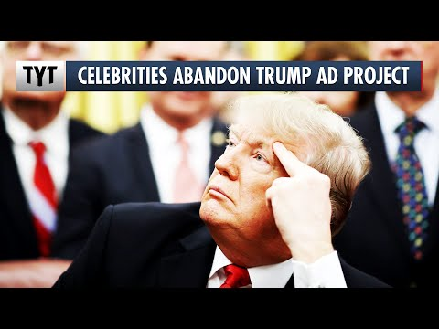 Celebrities Abandoning Trump, Ad Campaign Falls Apart