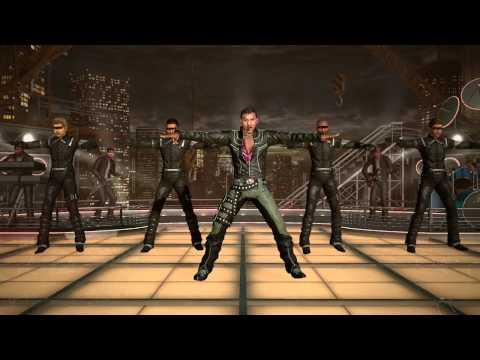 dance evolution xbox 360 playlist
