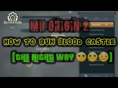 🥇 MU Origin 2 - English Version Gameplay (Android/IOS