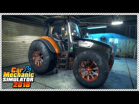 Car Mechanic Simulator 2018 Junkyard Rescue Rolls Royce Dawn Ep