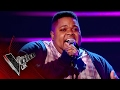 Israel Allen performs 39 And I Am Telling You I 39 m Not Going 39 Blind Auditions 5 The Voice UK 2017