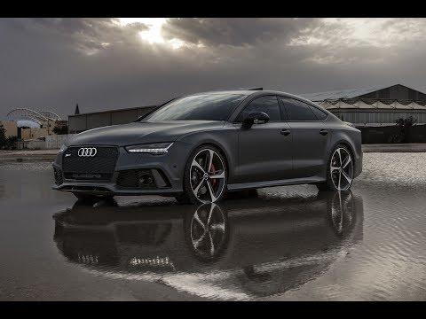 Audi  RS7 Performance Лифтбек класса A - рекламное видео 4
