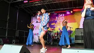 Leo Kalyan (World Stage)  | Pride in London 2019