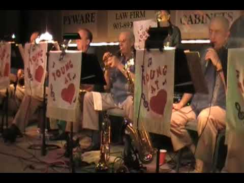 Young At Heart Big Band -  Cherry Pink & Appleblossom White