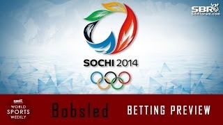 Winter Olympics 2014 Betting: Bobsled Odds&Predictions