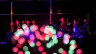 Darius Campbell and Barisons Swing Band -- Darius Closing Show