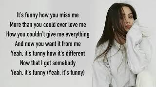 Zedd & Jasmine Thompson - Funny [Full HD] lyrics