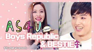 어송포유3 AS4U 3- 22회 소년공화국(Boys Republic) & 베스티(BESTIE)