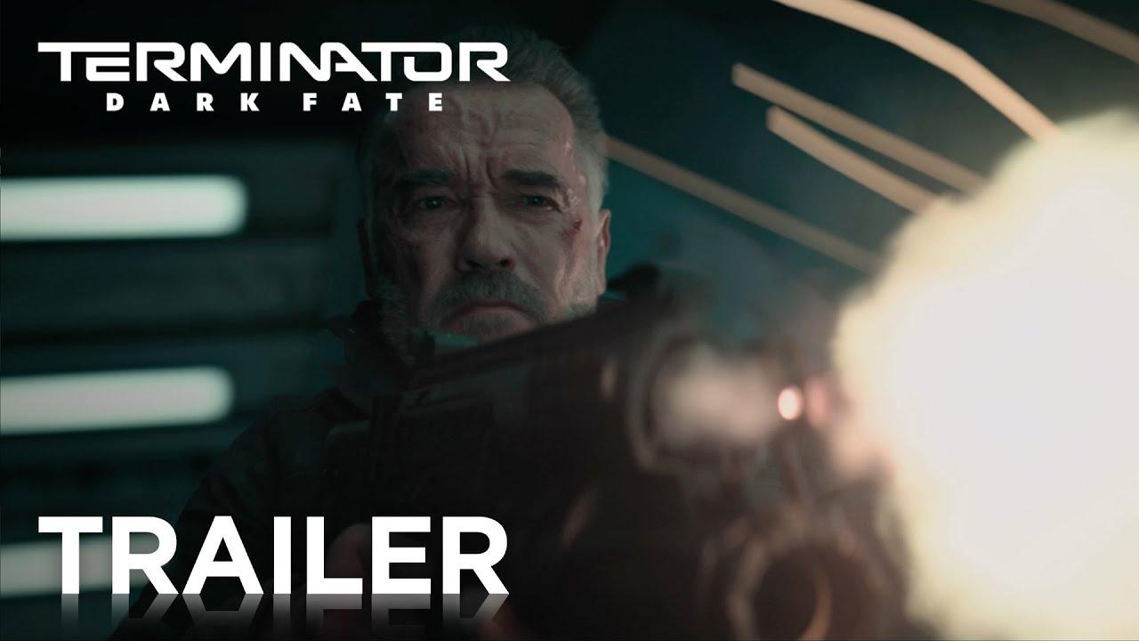 Here's The Latest Terminator: Dark Fate Trailer