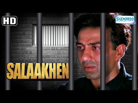 Download Salaakhen (1998) (HD) - Sunny Deol | Raveena Tandon | Anupam Kher | Amrish Puri | Mohan Joshi HD Mp4 3GP Video and MP3