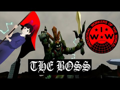 The Boss: Exploiter Of The Working Class
