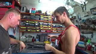 Оказывается рулевую рейку можно не реставрировать!!!