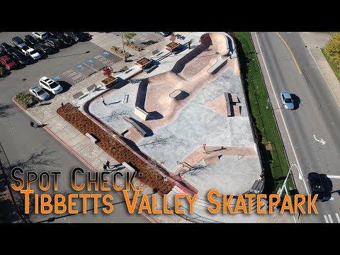 Spot Check: New Grindline Issaquah Tibbetts Valley Skatepark // A DJI Spark Drone Video