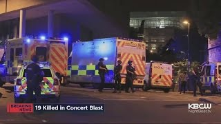 Explosion That Killed 19, Injured 50 In Manchester Conducted By Suicide Bomber