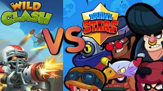 Вышел клон Brawl stars на андроид скачать Wild Clash обзор копии игры от Supercell