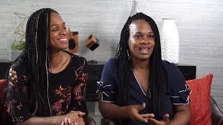 Coach Q Interviews Shantel & Shanika Alphabet