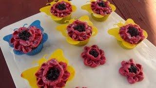 Soap Making Design Tutorial - Poppy Cupcakes
