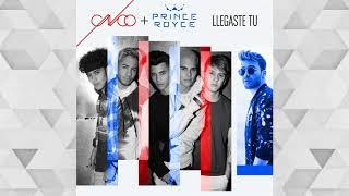CNCO, Prince Royce   Llegaste Tu  (Audio)