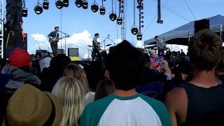 The Antlers - French Exit - Sasquatch 2011