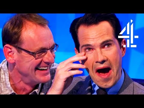 Sean Lock – To nejlepší z 8 Out Of 10 Cats Does Countdown