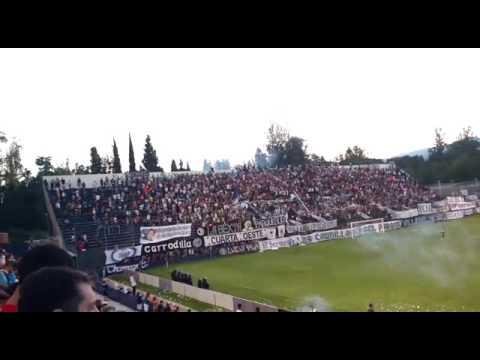 """""""Si te vas - Enrique Iglesias. Los caudillos del parque - Independiente rivadavia de Mendoza"""" Barra: Los Caudillos del Parque • Club: Independiente Rivadavia"""
