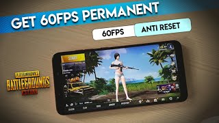 GET 60FPS IN PUBG MOBILE | HOW TO UNLOCK 60FPS IN PUBG MOBILE WITHOUT GFX ❤️🔥