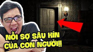 NHỮNG NỖI SỢ ĐEN TỐI ẨN SÂU TRONG CON NGƯỜI!!! (Sơn Đù Vlog Reaction)