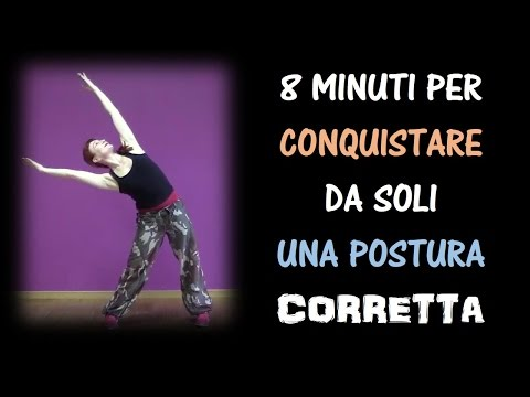 Yoga per principianti tutorial video per il mal di schiena