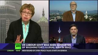CrossTalk: Liberal War Addiction