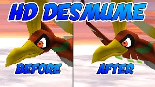 HOW TO GET HIGH RESOLUTION HD DESMUME! HD DESMUME SETTINGS
