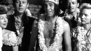 Jerry Lewis - Luau Dance