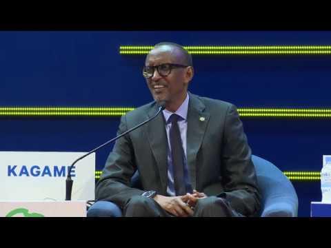 Kusi Ideas Festival | High-Level Panel Discussion | Kigali, 8 December 2019