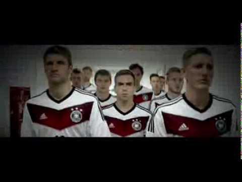 Deutschland Trikot der WM 2014