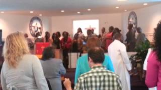 Donald Lawrence -I Am Healed by True Light Choir