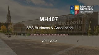 MH407 Business & Accounting