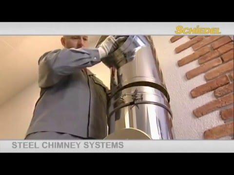 TRUBOEXPERT.RU  Двухконтурные и одноконтурные стальные дымоходы Schiedel Steel Chimneys