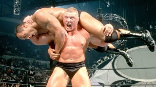 "Brock Lesnar's biggest ""Ruthless Aggression"" moments: WWE Playlist"