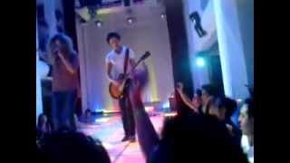 Estefani Brolo - Fix Myself [Live @Genetic Mini Concert 11/23/'12]