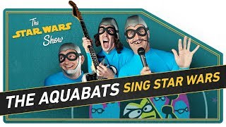 The Aquabats Sing Star Wars Songs, New Solo Novelization Excerpts, and More! - Video Youtube