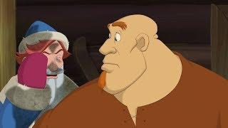 Мультфильм Три Богатыря смотреть полную анимацию