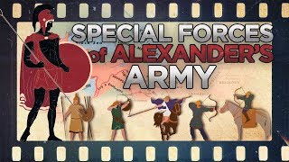Special Forces of Alexander the Great