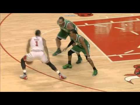 D. Rose's crossover and finish: unstoppable