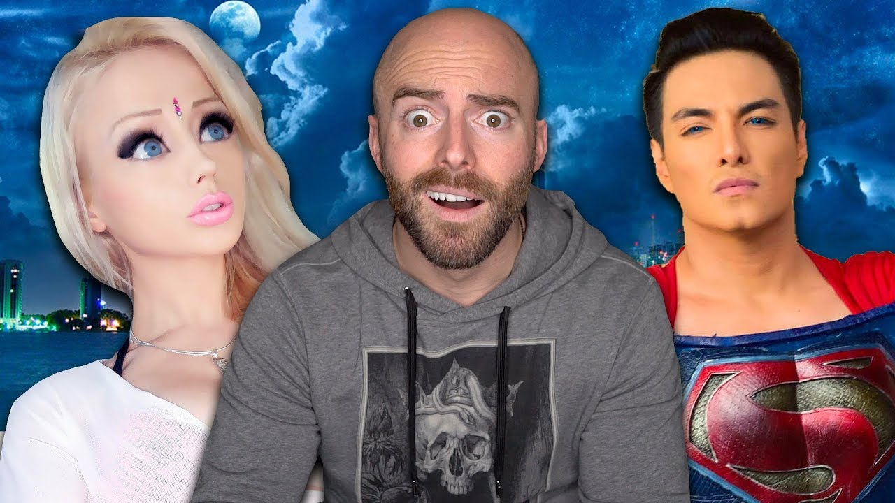 People Who Turned Themselves into FICTIONAL Characters! thumbnail