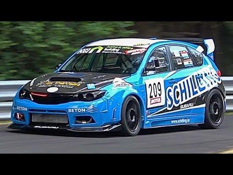 450Hp Subaru Impreza WRX STi S14    Proper Boxer Turbo Sound