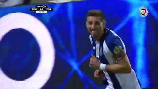 Goal Golo Herrera Tondela 0 3 Fc Porto Liga 1819 23