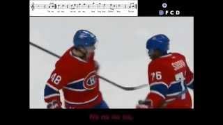 Le But Allez Montréal + Na Na Na, Hey Hey Good Bye